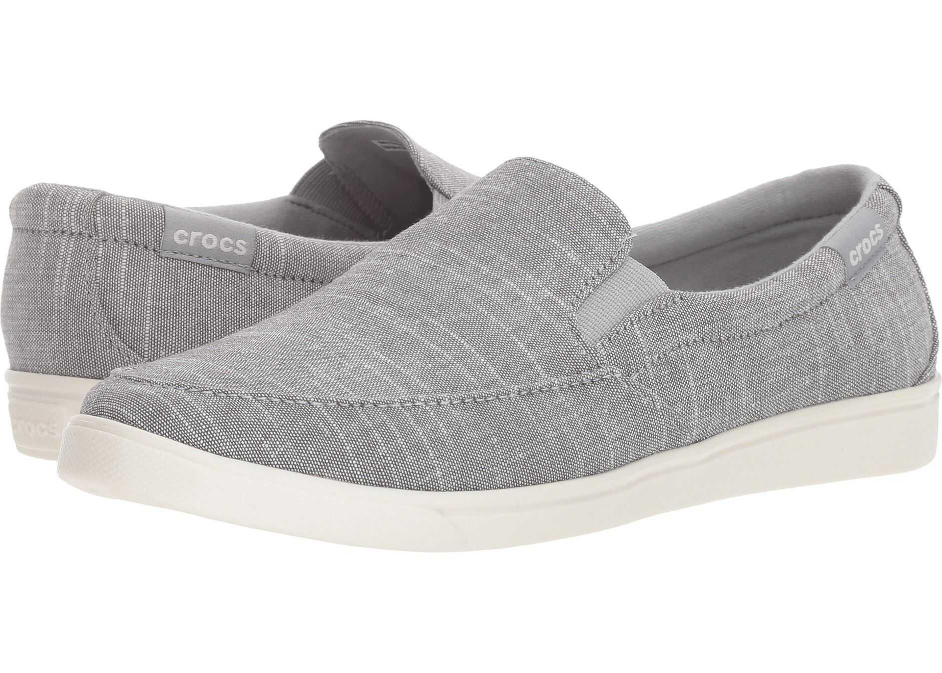 Crocs CitiLane Low Slip-On Light Grey