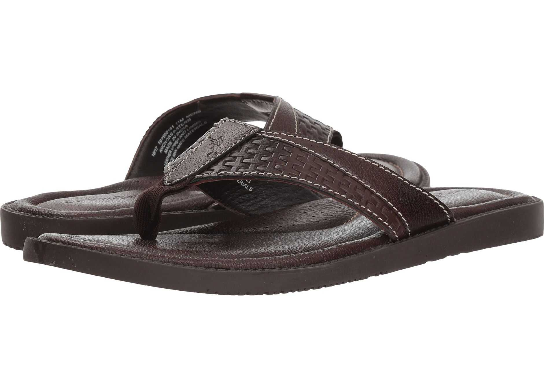 Tommy Bahama Anchors Astern Dark Brown