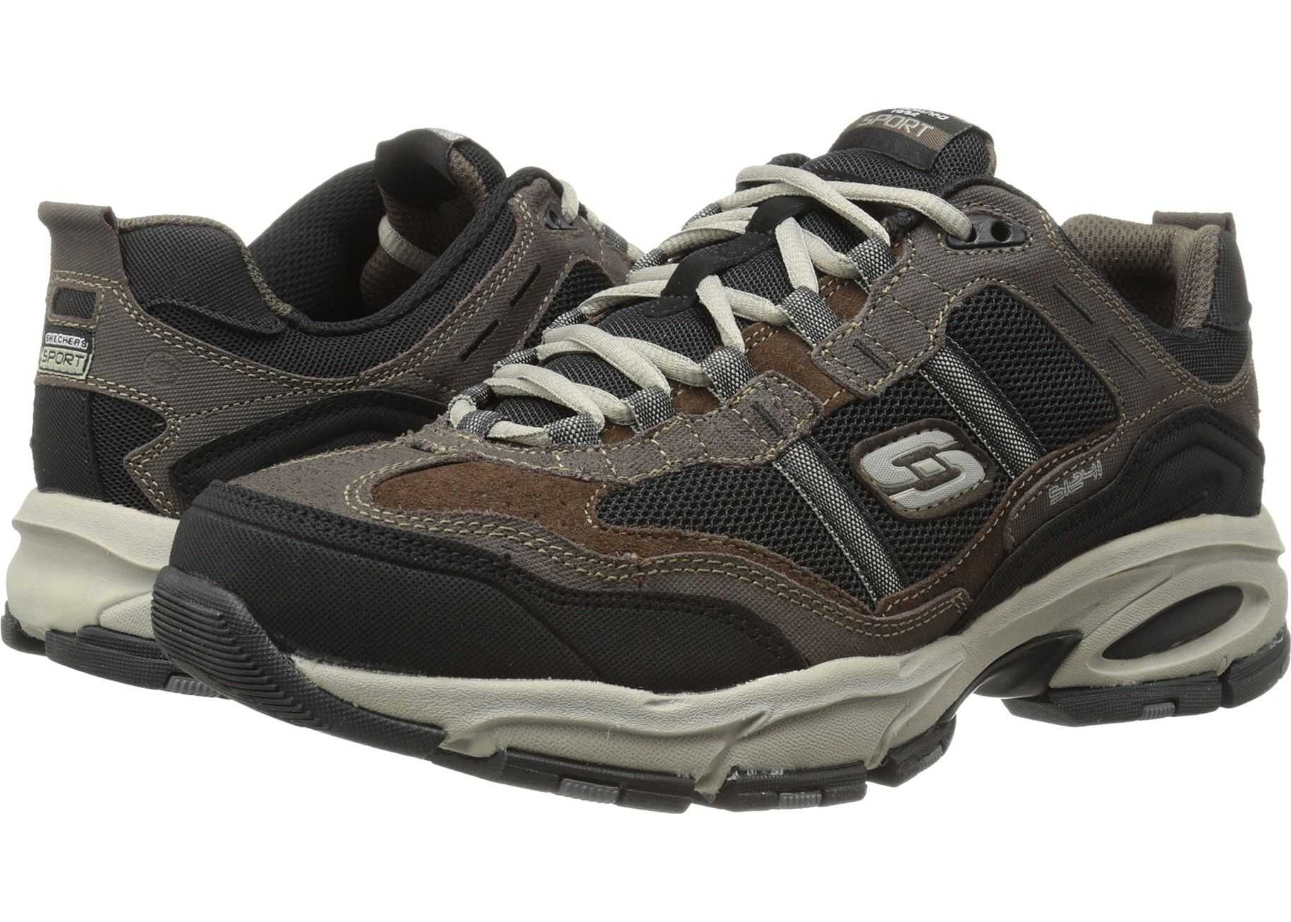 SKECHERS Vigor 2.0 Trait Brown/Black