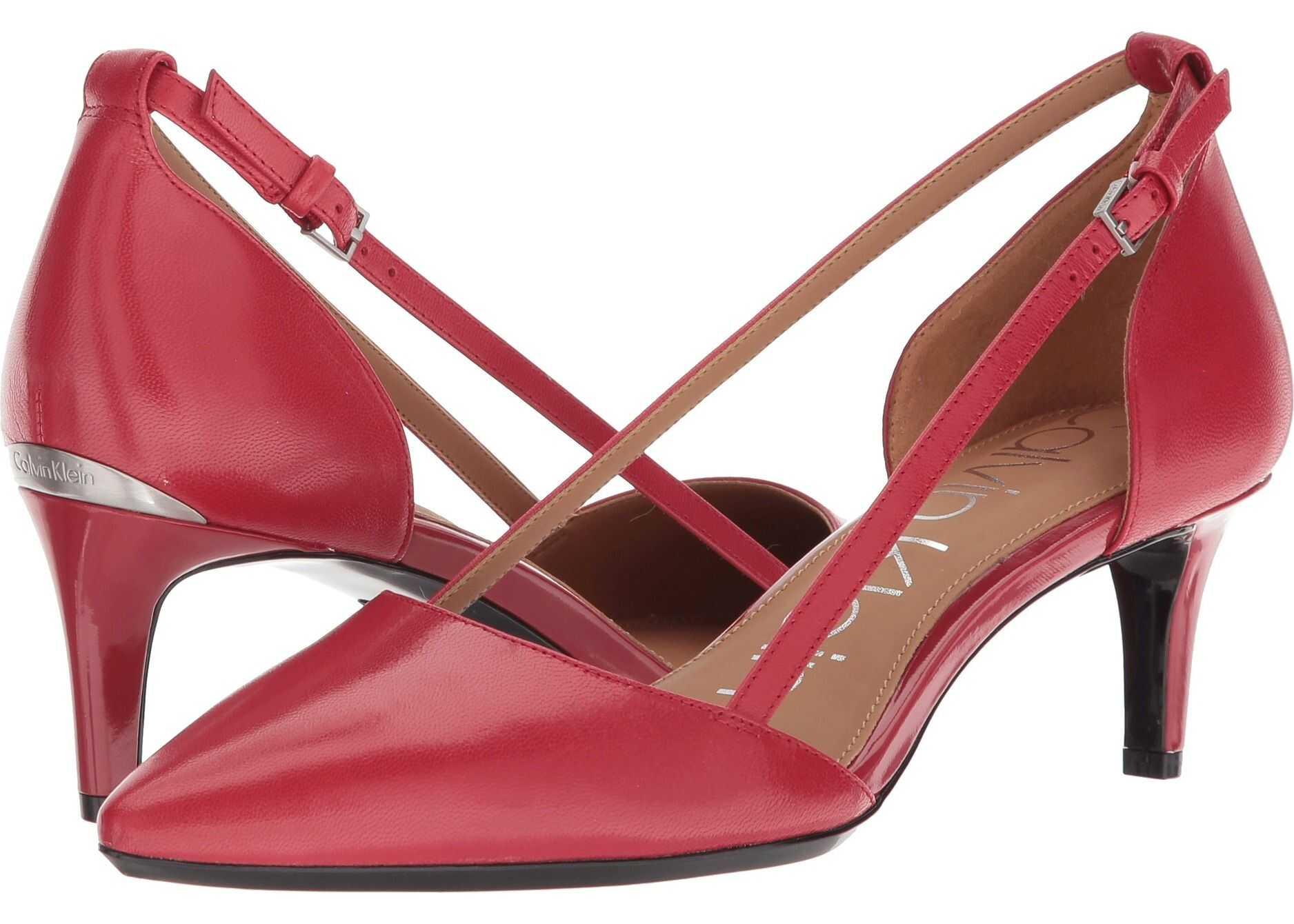 Calvin Klein Pashka Crimson Red