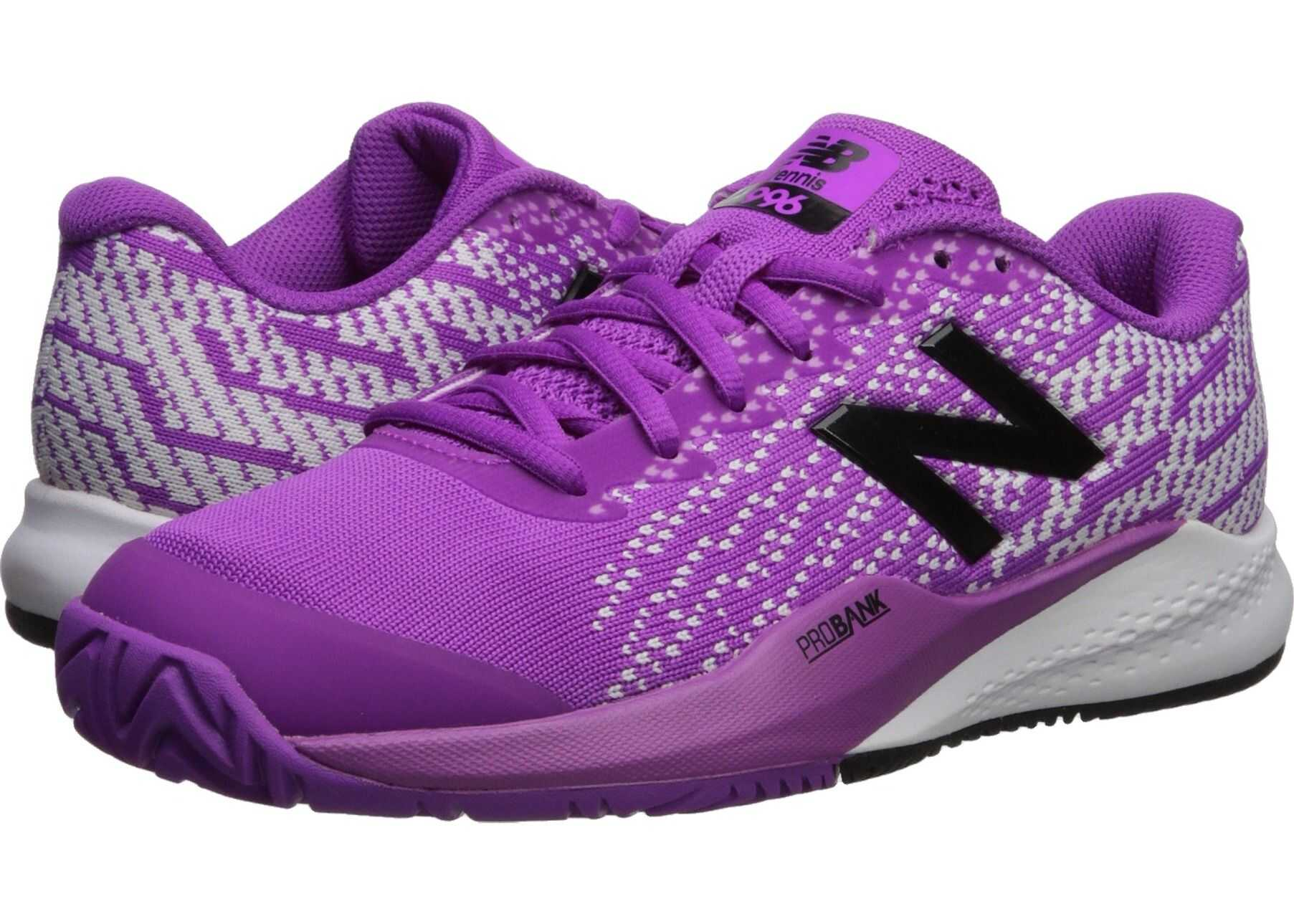 New Balance WCH996v3 Voltage Violet/White