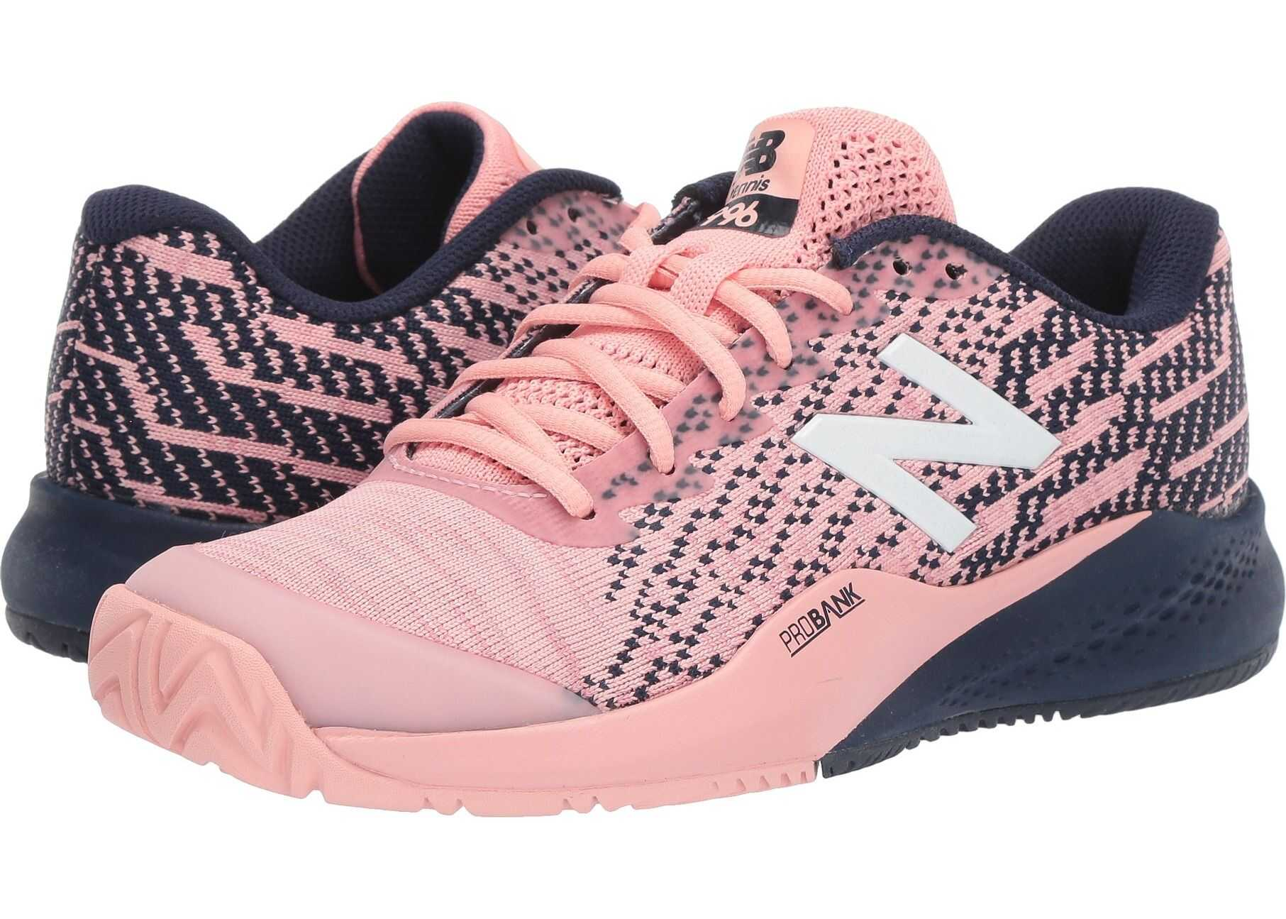 New Balance WCH996v3 White Peach/Pigmnet