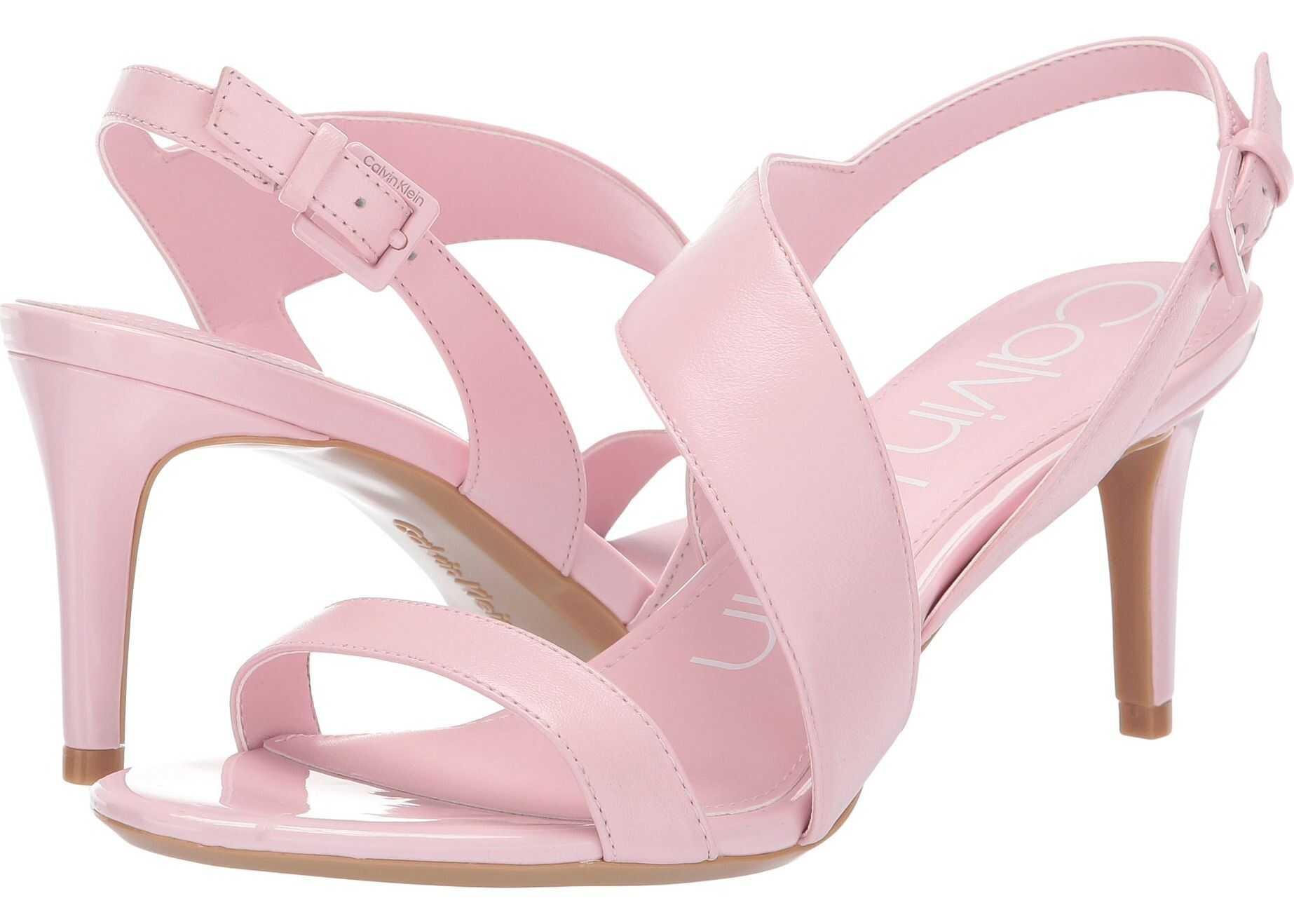Calvin Klein Lancy Pastel Pink Nappa