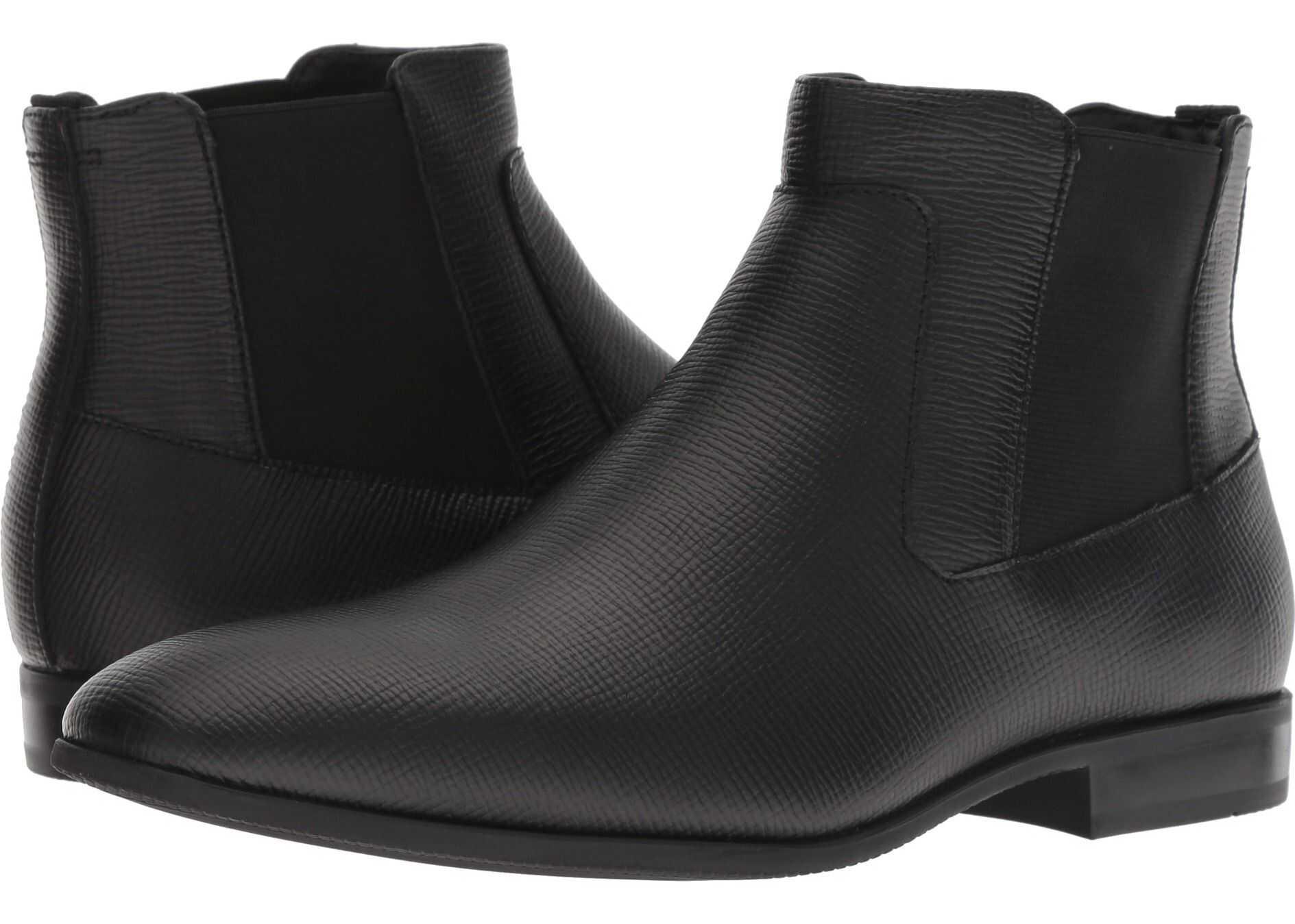 Calvin Klein Christoff Black Leather