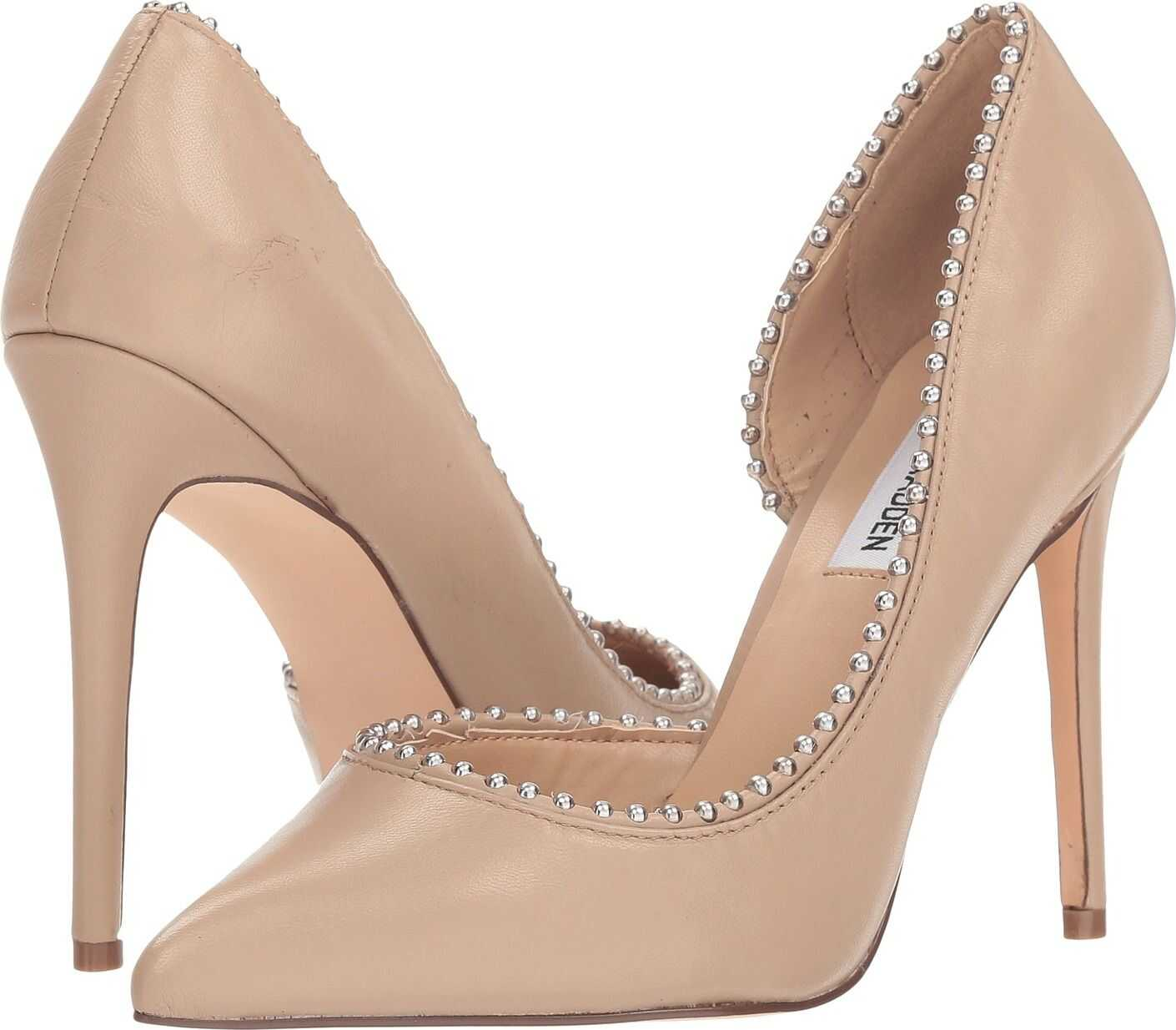 Steve Madden Nicole Blush Leather