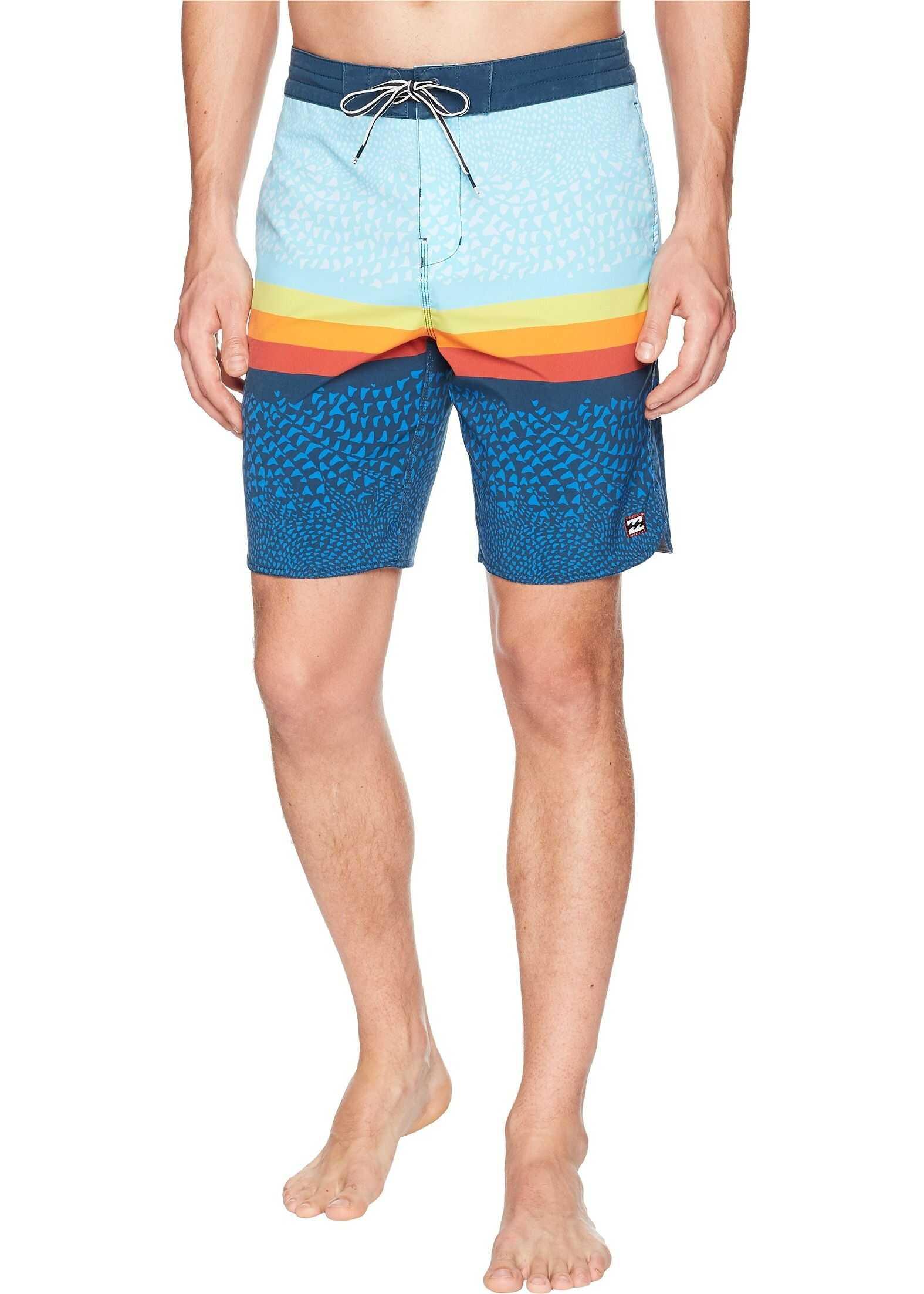 Billabong Fifty50 LT Boardshorts 2 Blue