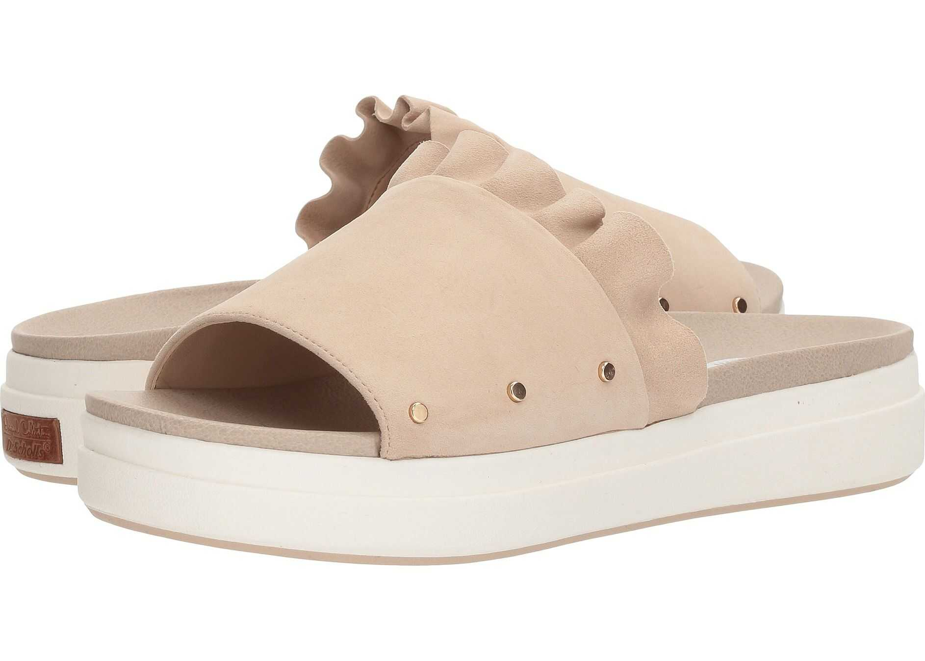 Dr. Scholl's Scout Slide - Original Collection Palomino Suede