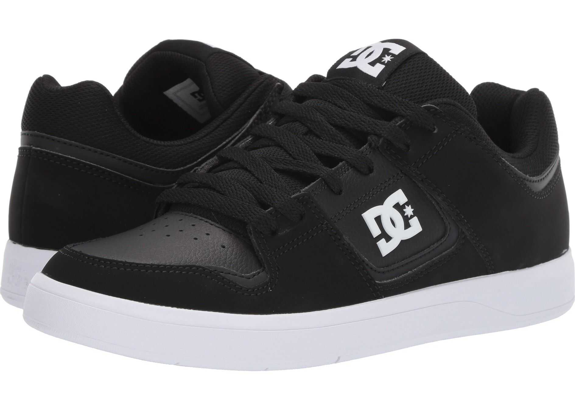 DC DC Shoes Cure Black