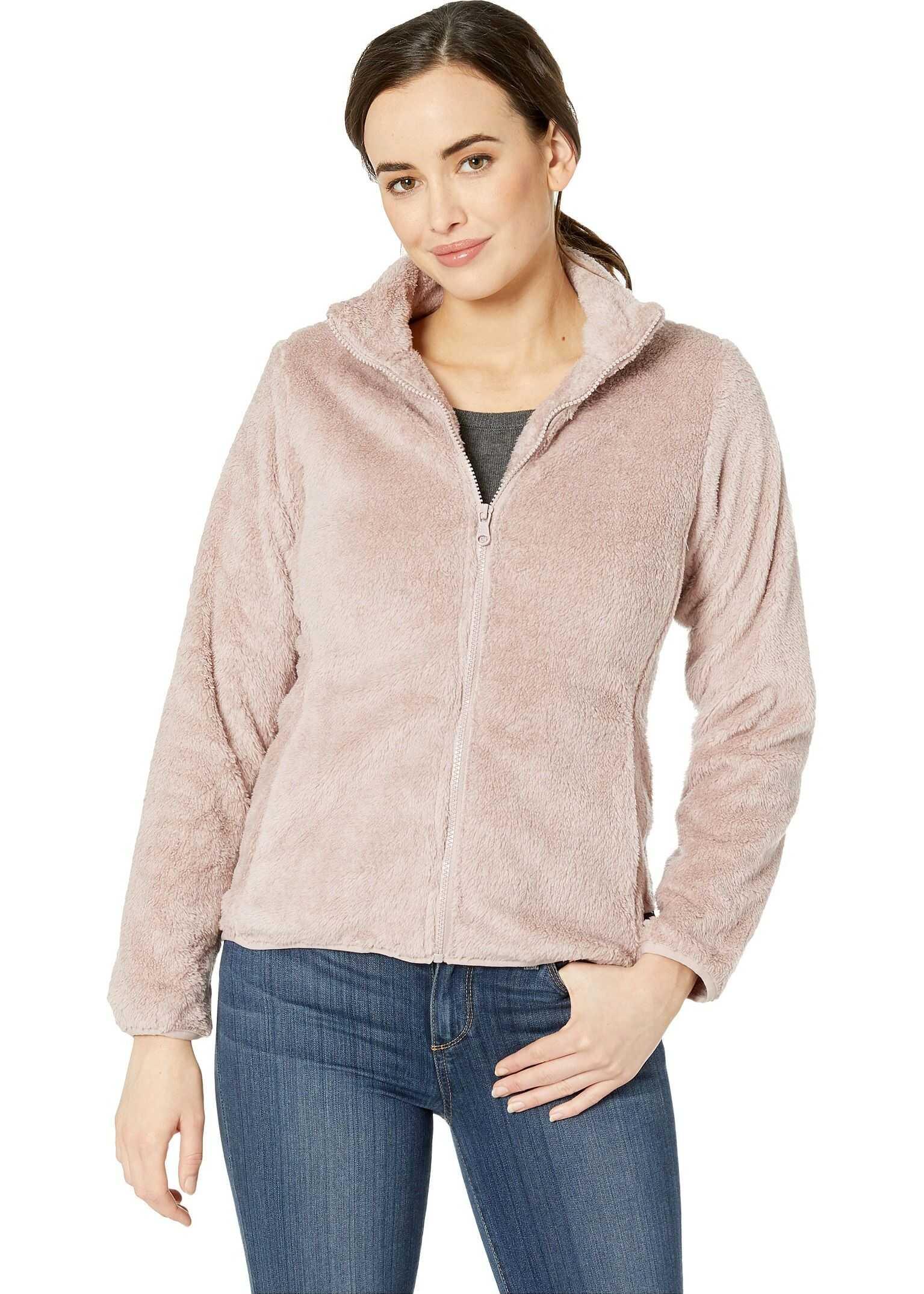 U.S. POLO ASSN. Fleece Jacket Pearl