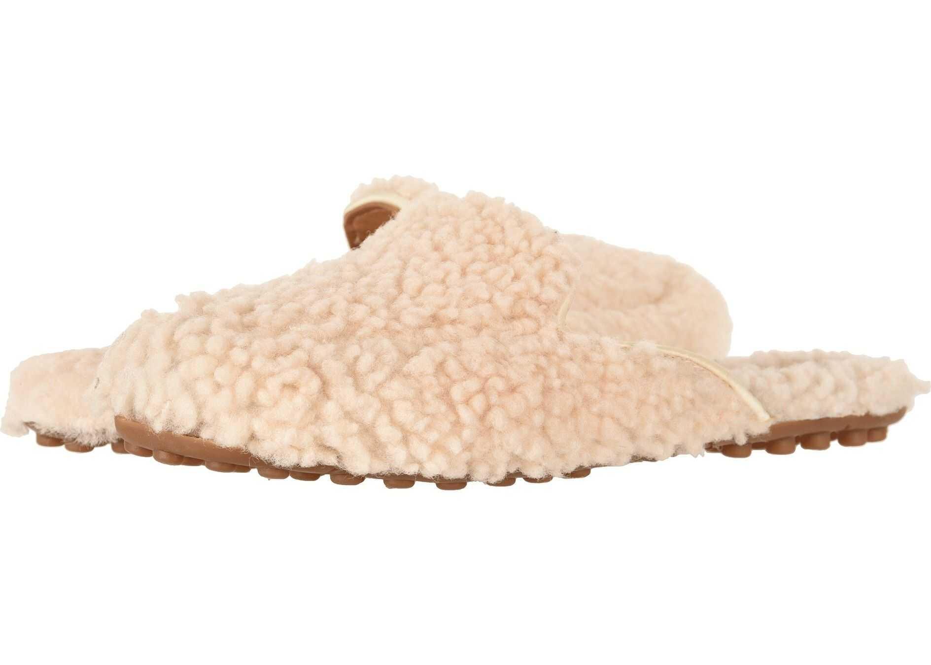 UGG Lane Fluff Loafer Natural