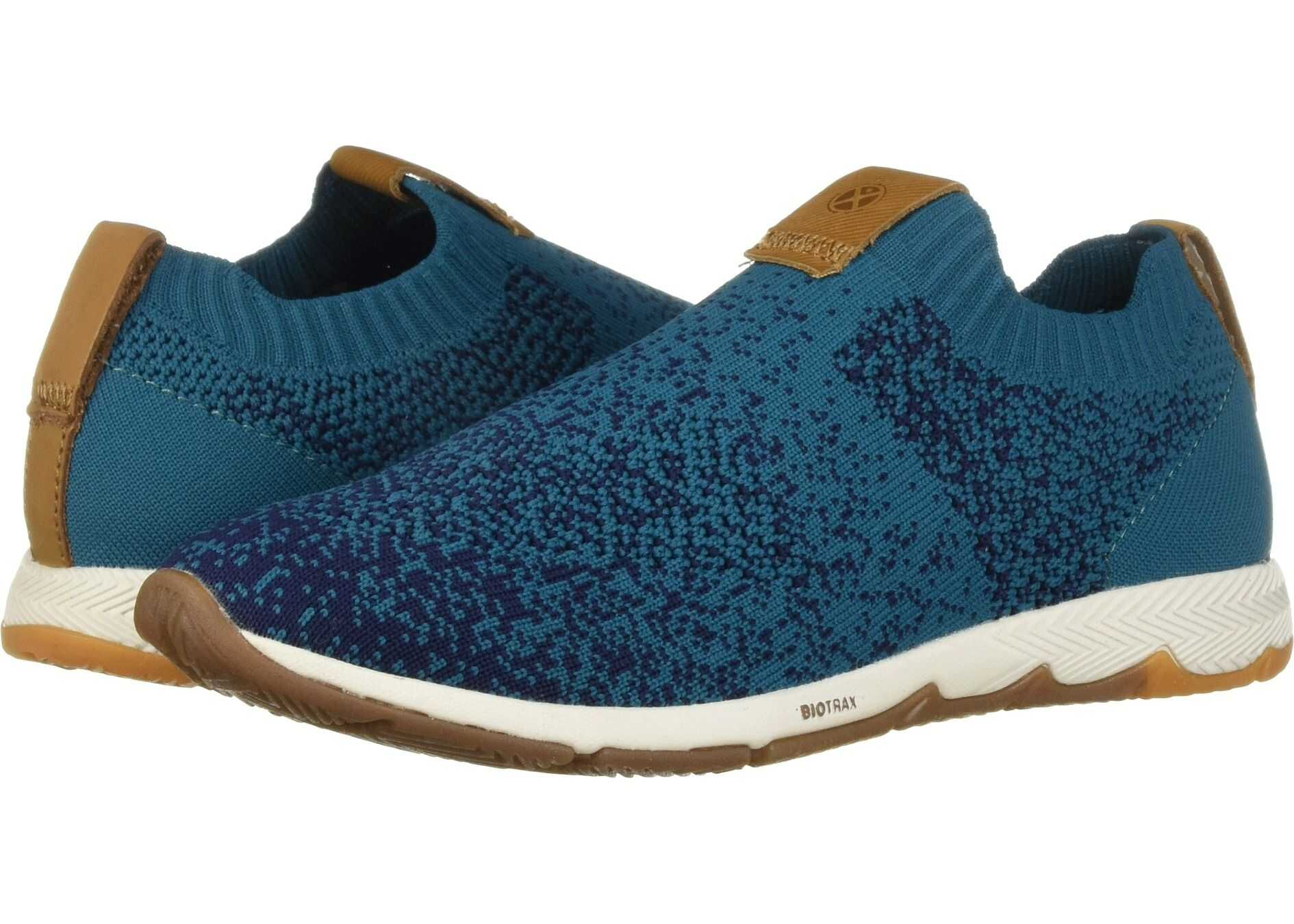 Hush Puppies Cesky Knit Slip-On Lagoon Knit