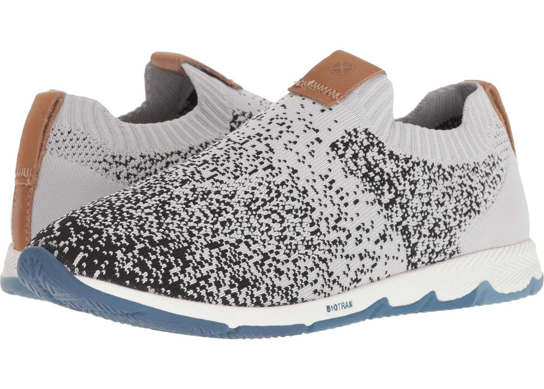 Hush Puppies Cesky Knit Slip-On Cool Grey Knit