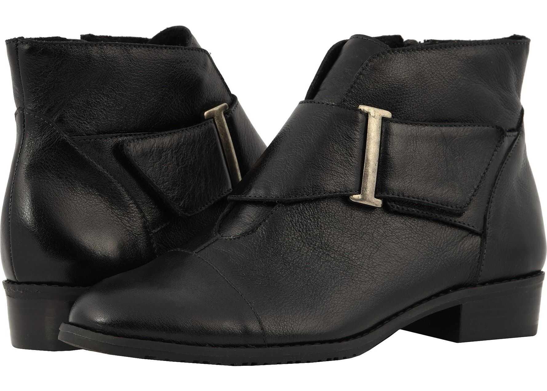 Walking Cradles Trix Black Leather