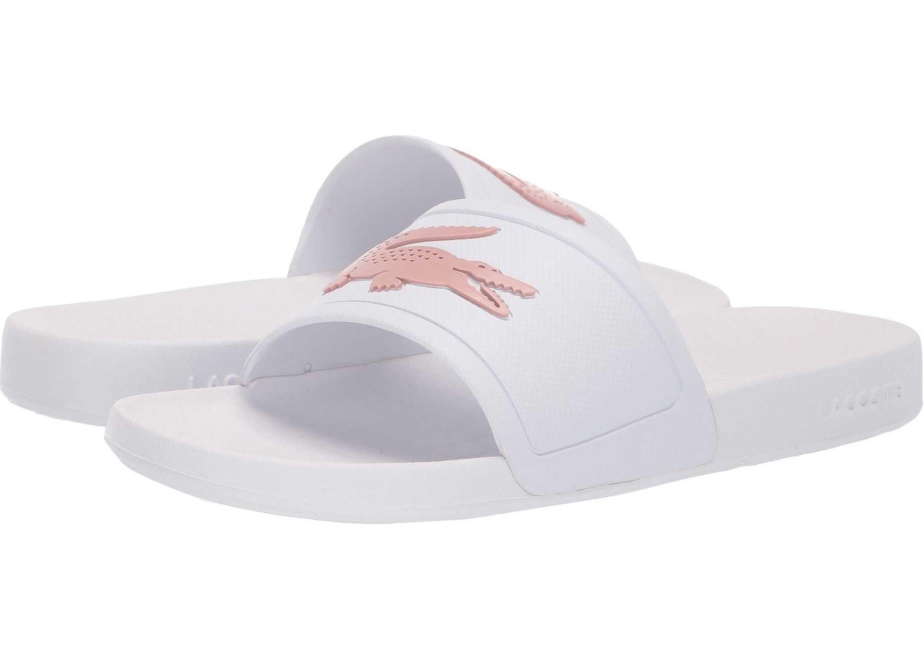 Lacoste Fraisier 119 2 P CFA White/Light Pink