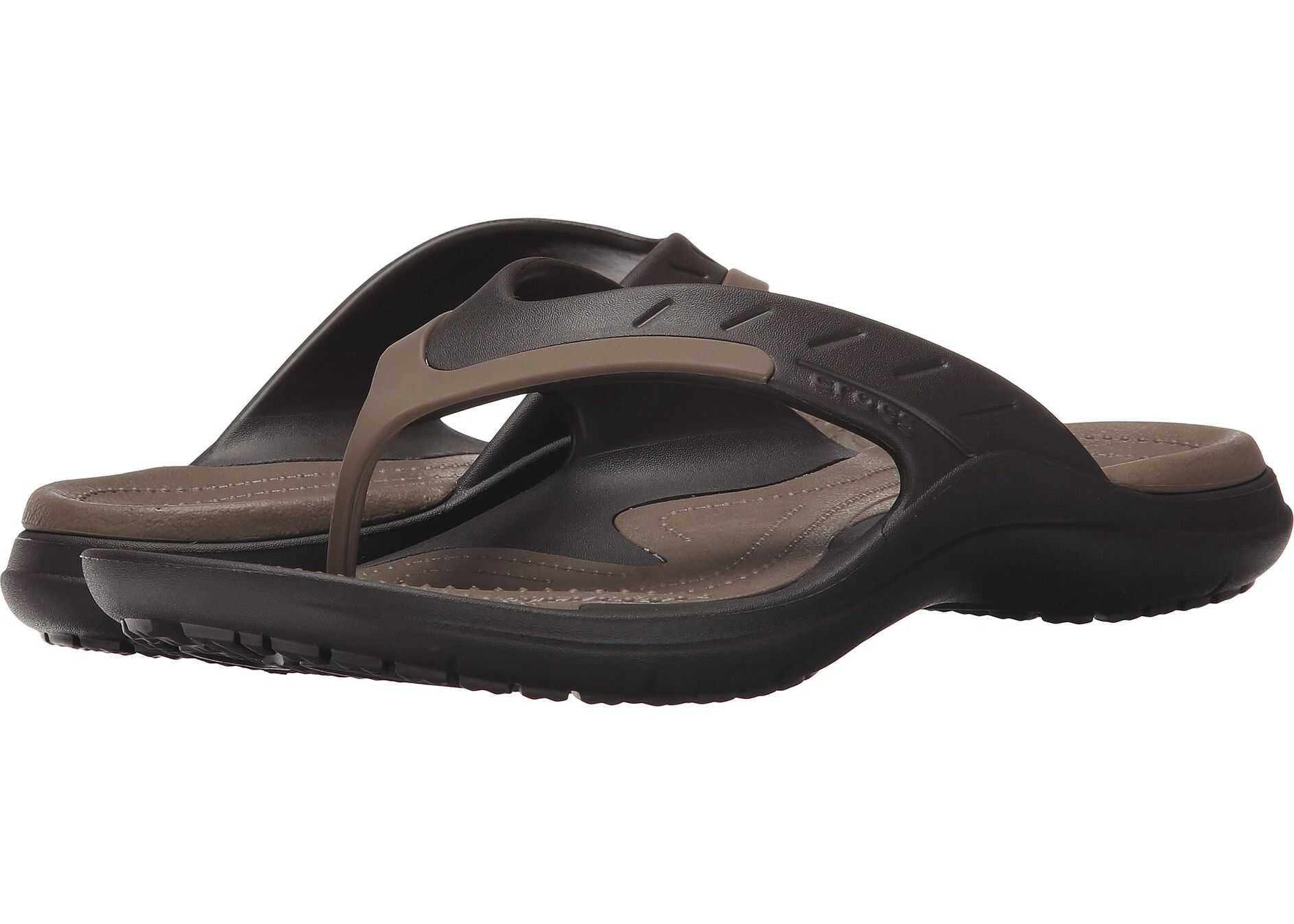 Crocs Modi Sport Flip Espresso/Walnut
