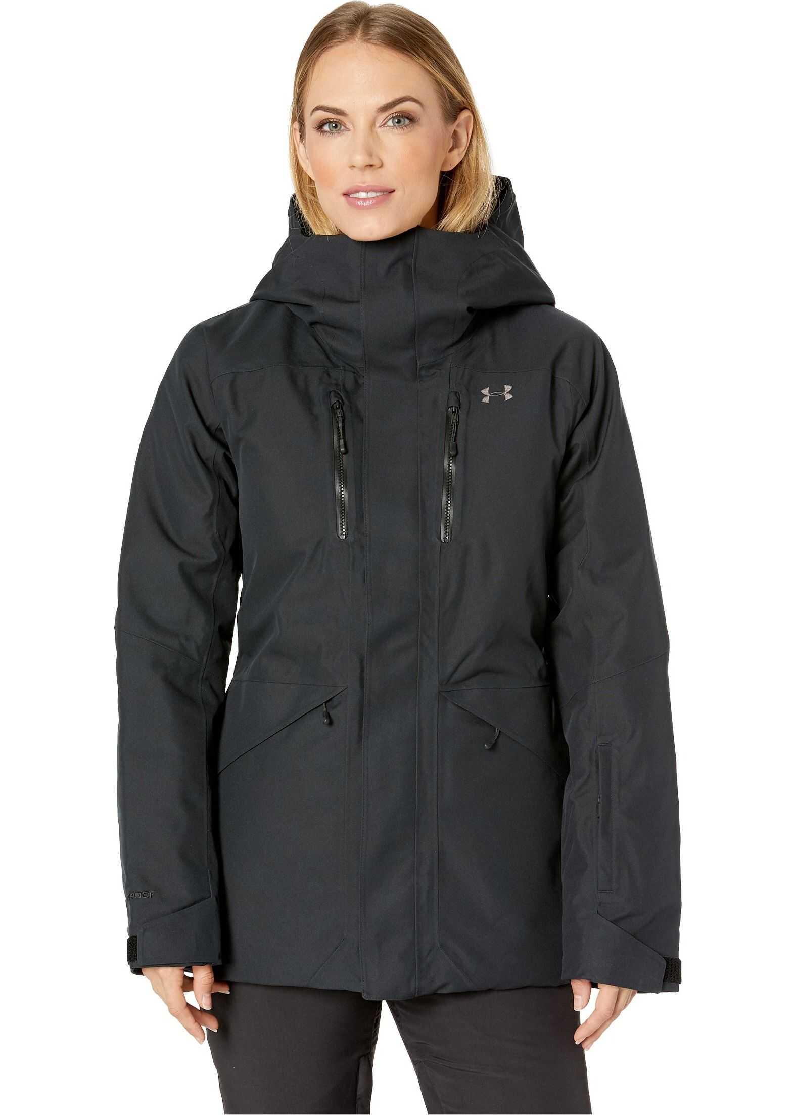Under Armour UA Emergent Jacket Black/Charcoal/Charcoal