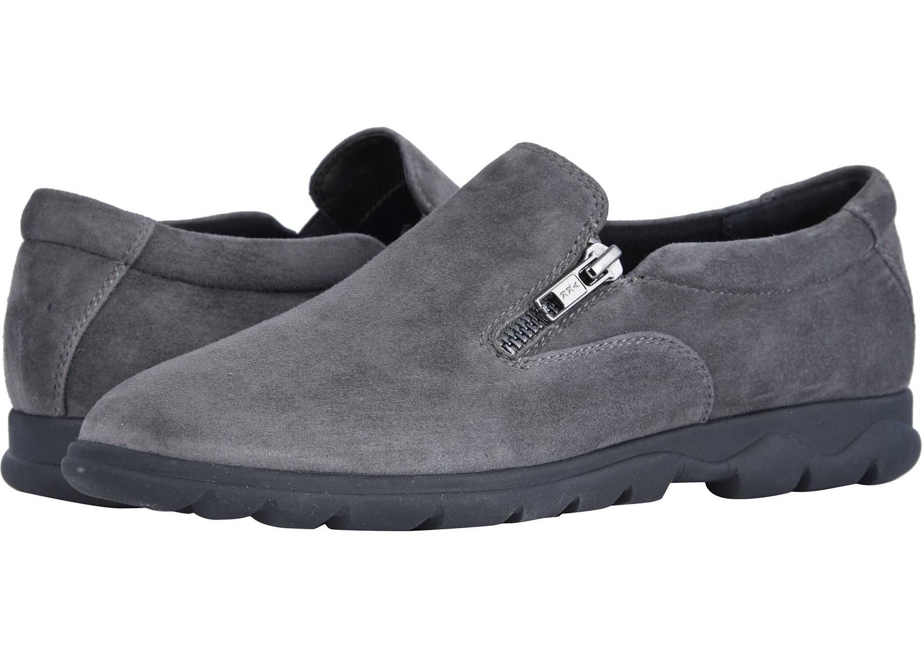 Vaneli Lenore Mouse Suede