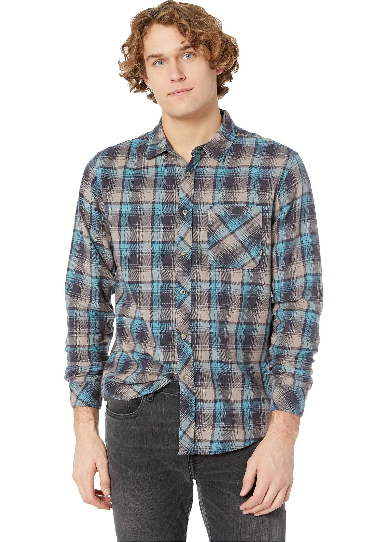 Billabong Freemont Flannel Dark Royal