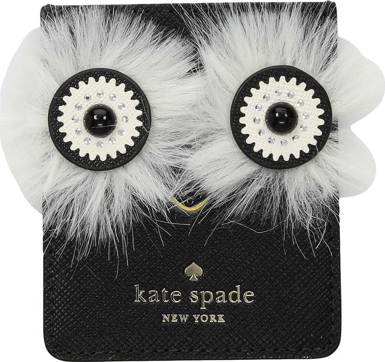 Kate Spade New York Penguin Sticker Pocket Black Multi