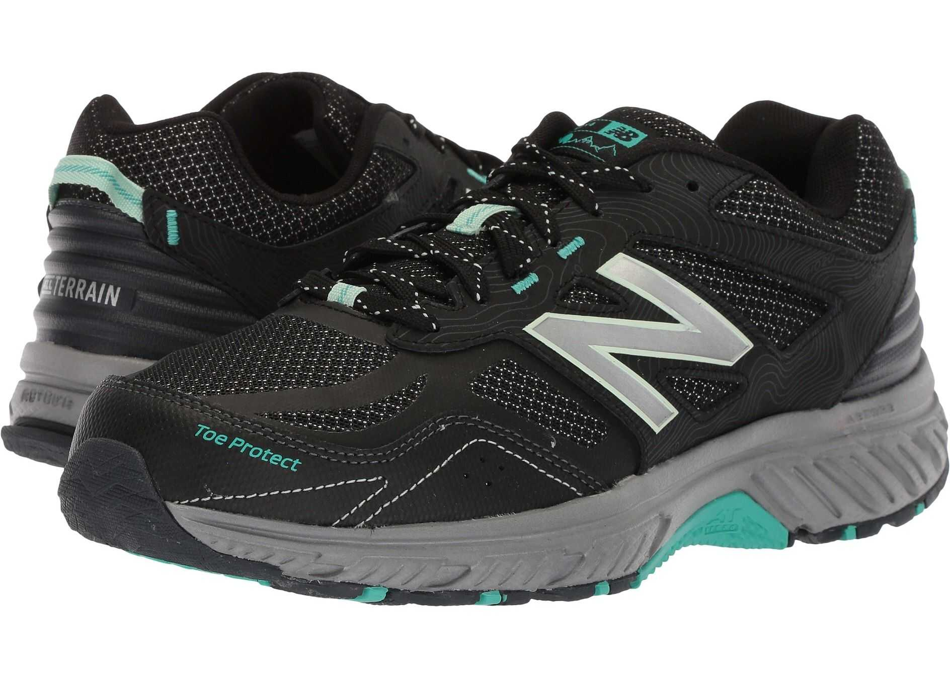 New Balance 510v4 Black/Outerspace