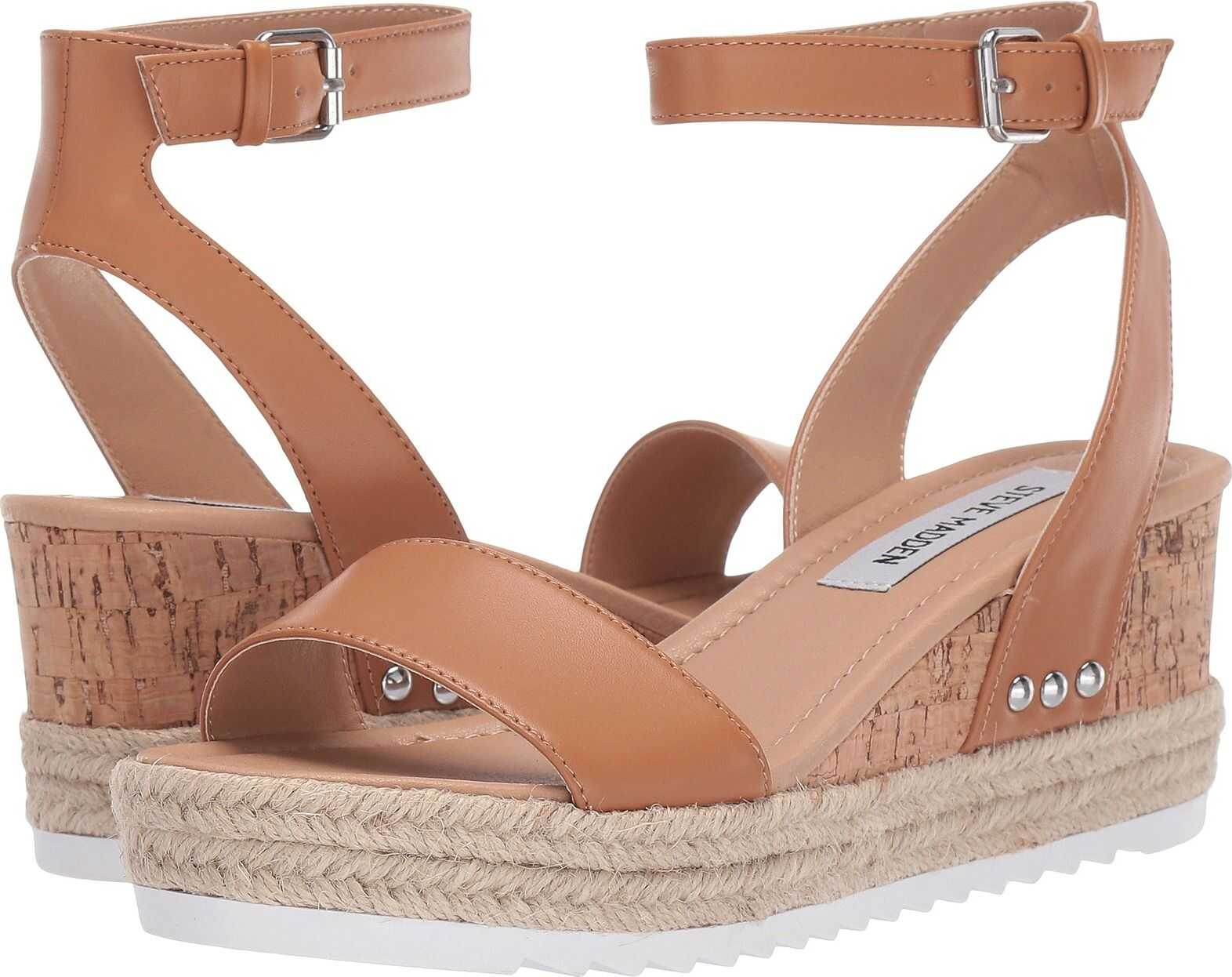 Steve Madden Jaide Tan Leather