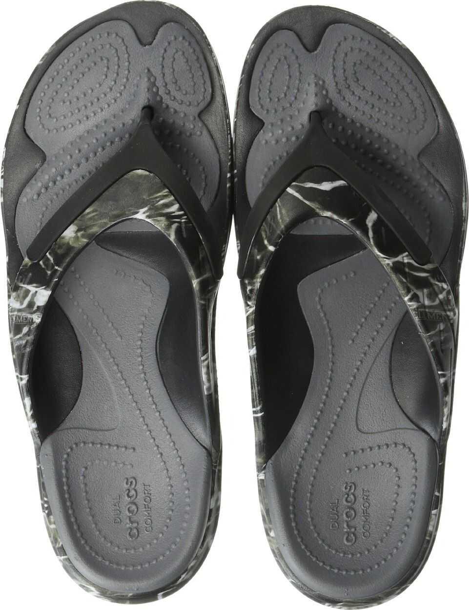 Crocs Modi Sport Mossy Oak Elements Black