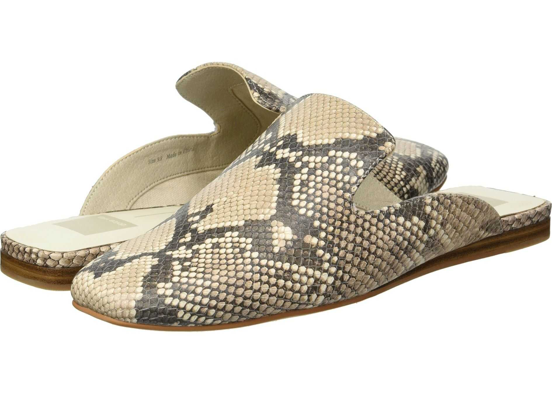 Dolce Vita Brie Snake Print Embossed Leather