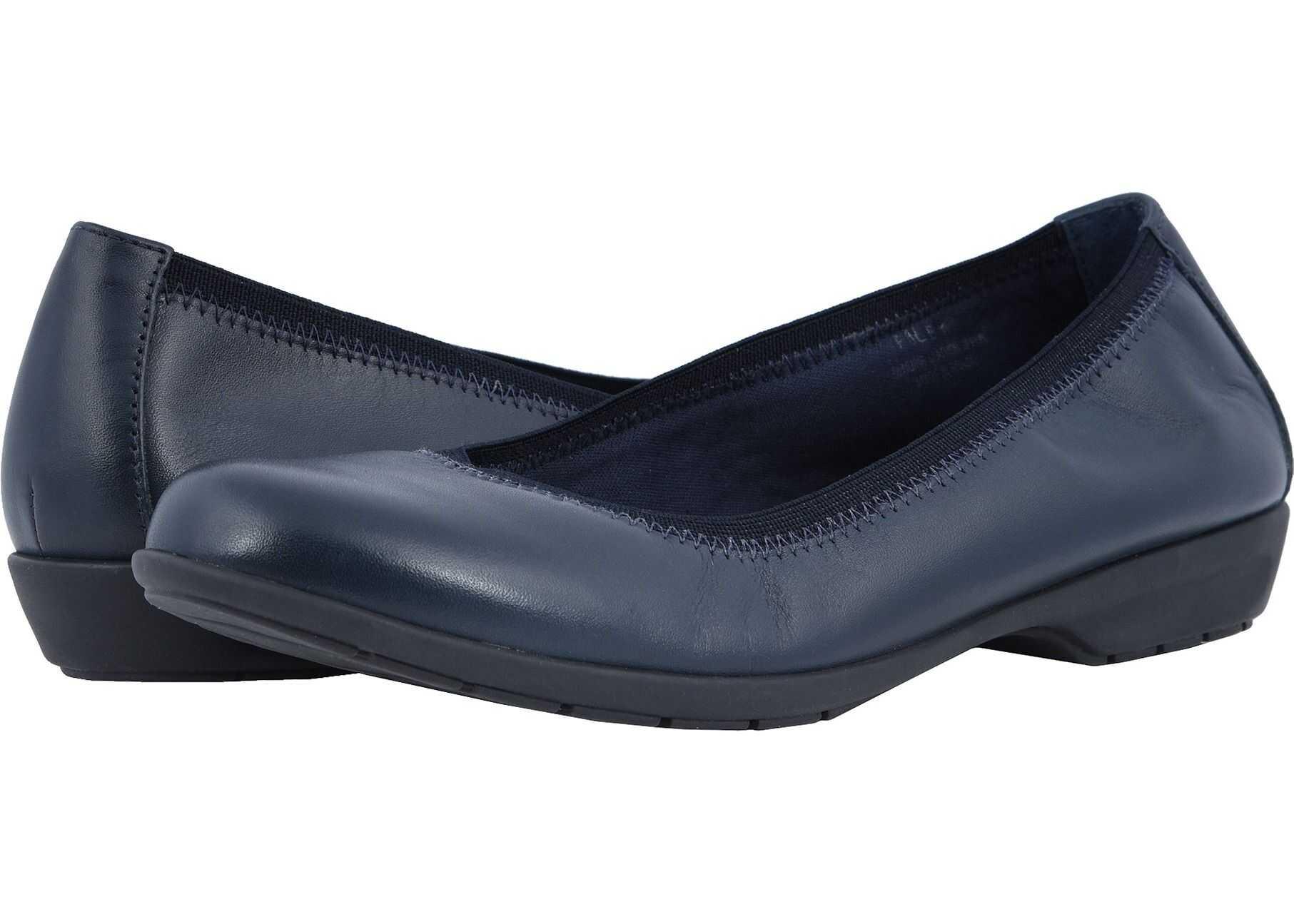 Walking Cradles Foley Navy Leather