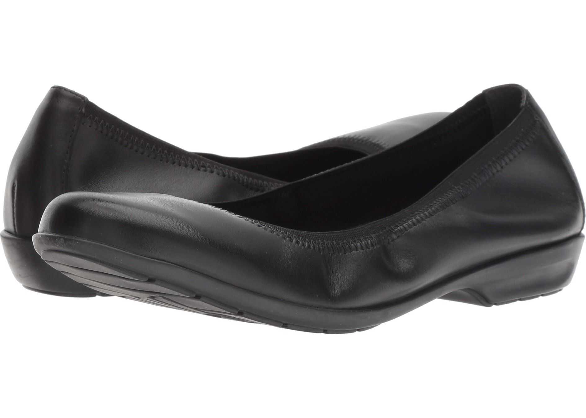 Walking Cradles Foley Black Leather