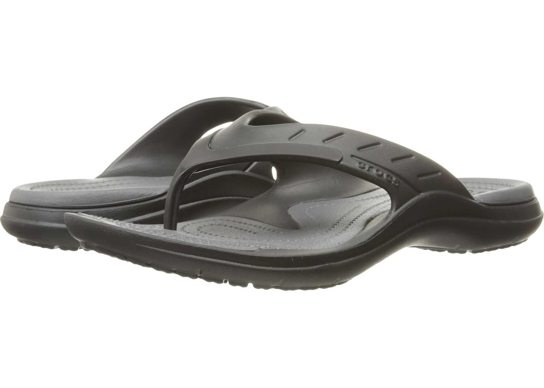 Crocs Modi Sport Flip Black/Graphite