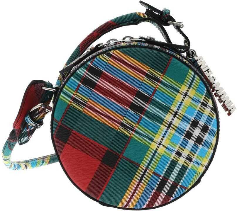 Vivienne Westwood Anglomania Shuka Multicolor Shoulder Bag Multi