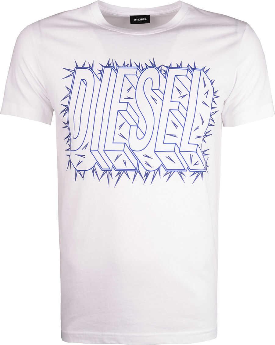 Diesel T-Diego-SL 00SCQ8 Biały