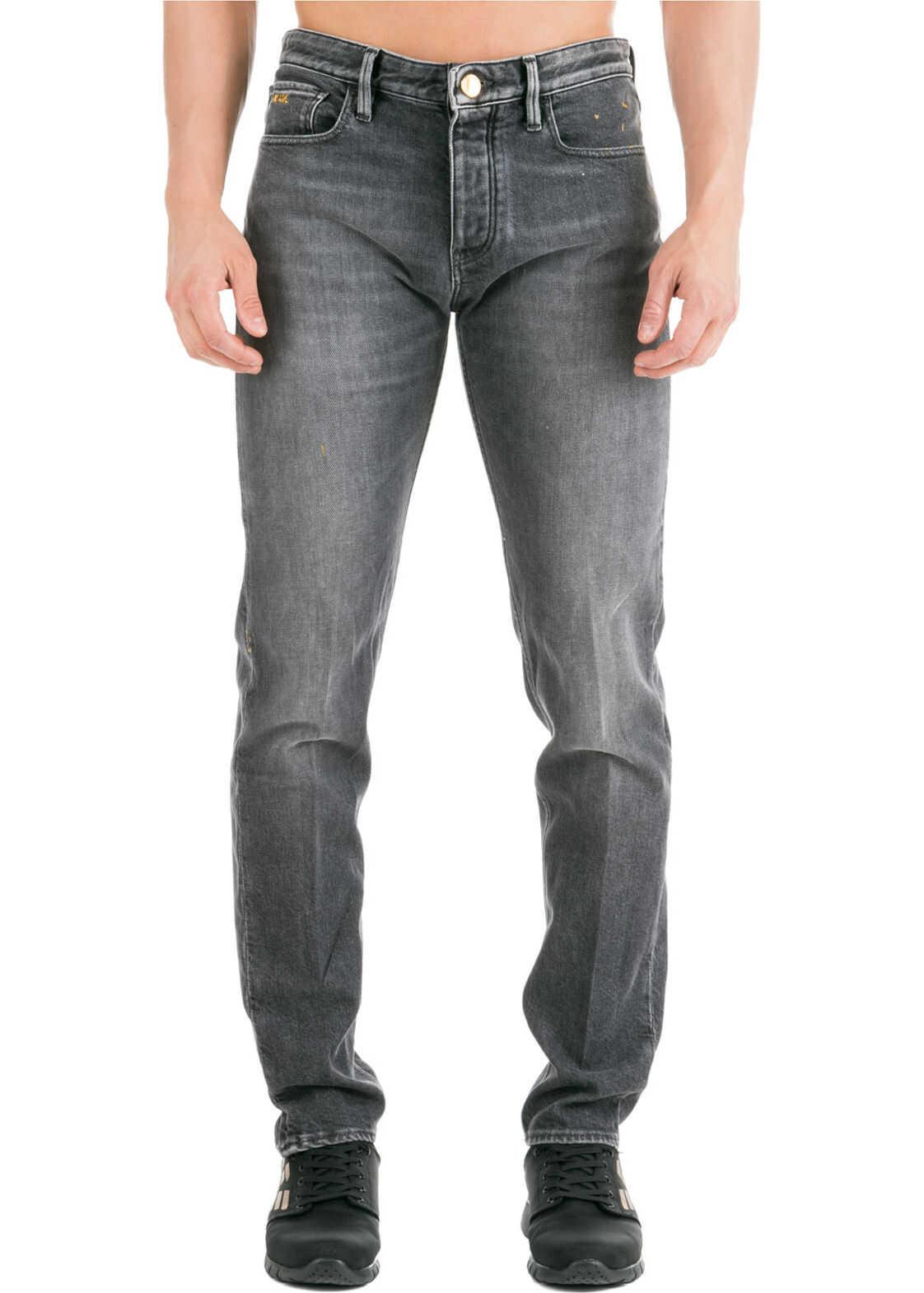 Emporio Armani Slim Fit Grey