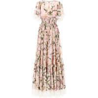 Rochii Lily Print Dress Femei