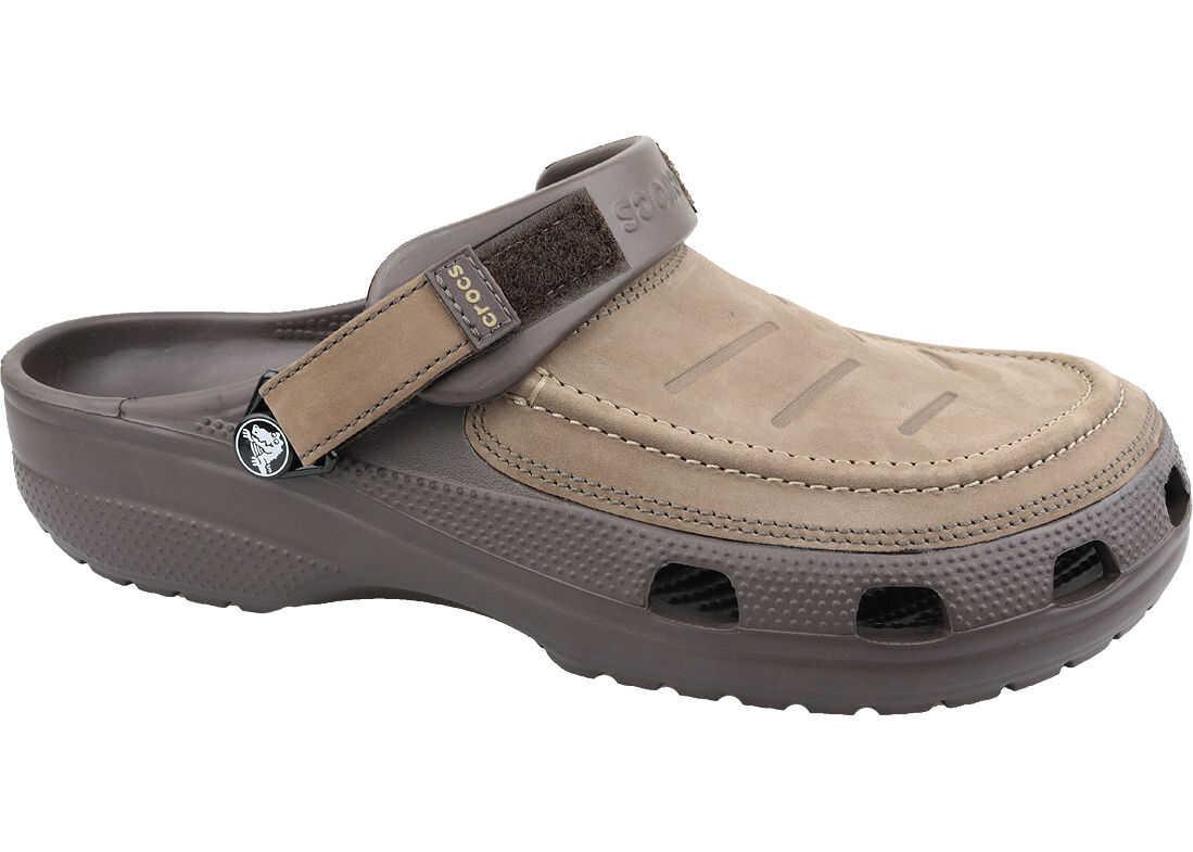 Crocs Yukon Vista Clog Brown