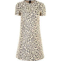 Rochii Leopard Mini Dress Femei