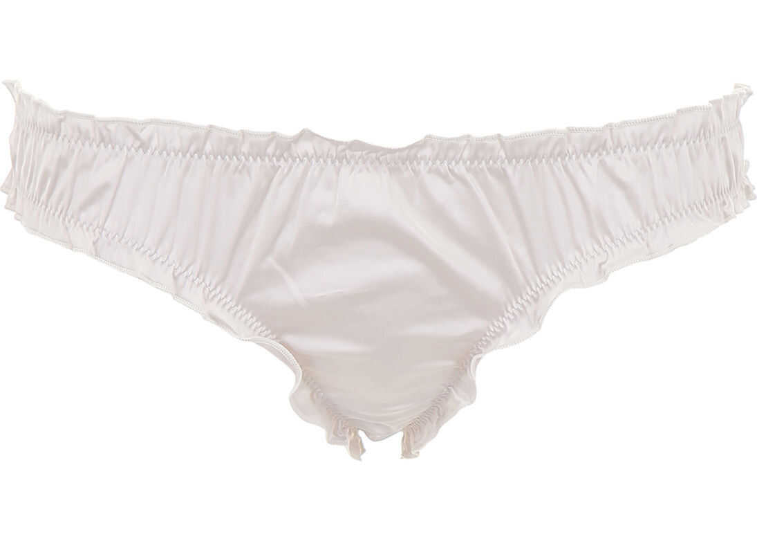 Love Stories Lolita Briefs WHITE