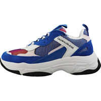 Sneakers Calvin Klein Maya Fashion Trainers In Blue Multicolour*