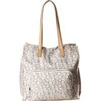 Genti de mana Nylon North/South Tote Femei