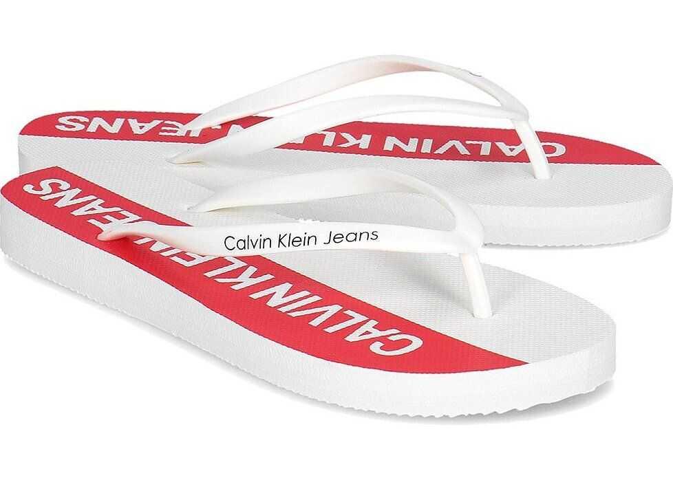 Calvin Klein Jeans Dori Jelly Biały