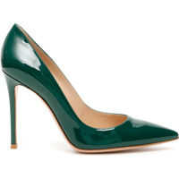 Pantofi cu toc Patent Gianvito 105 Pumps Femei