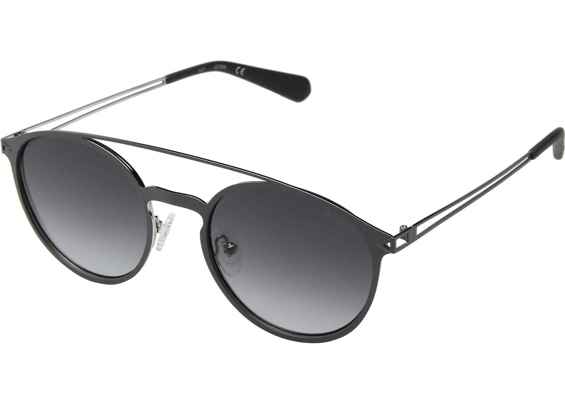 GUESS GU6921 Matte Gunmetal/Gradient Smoke