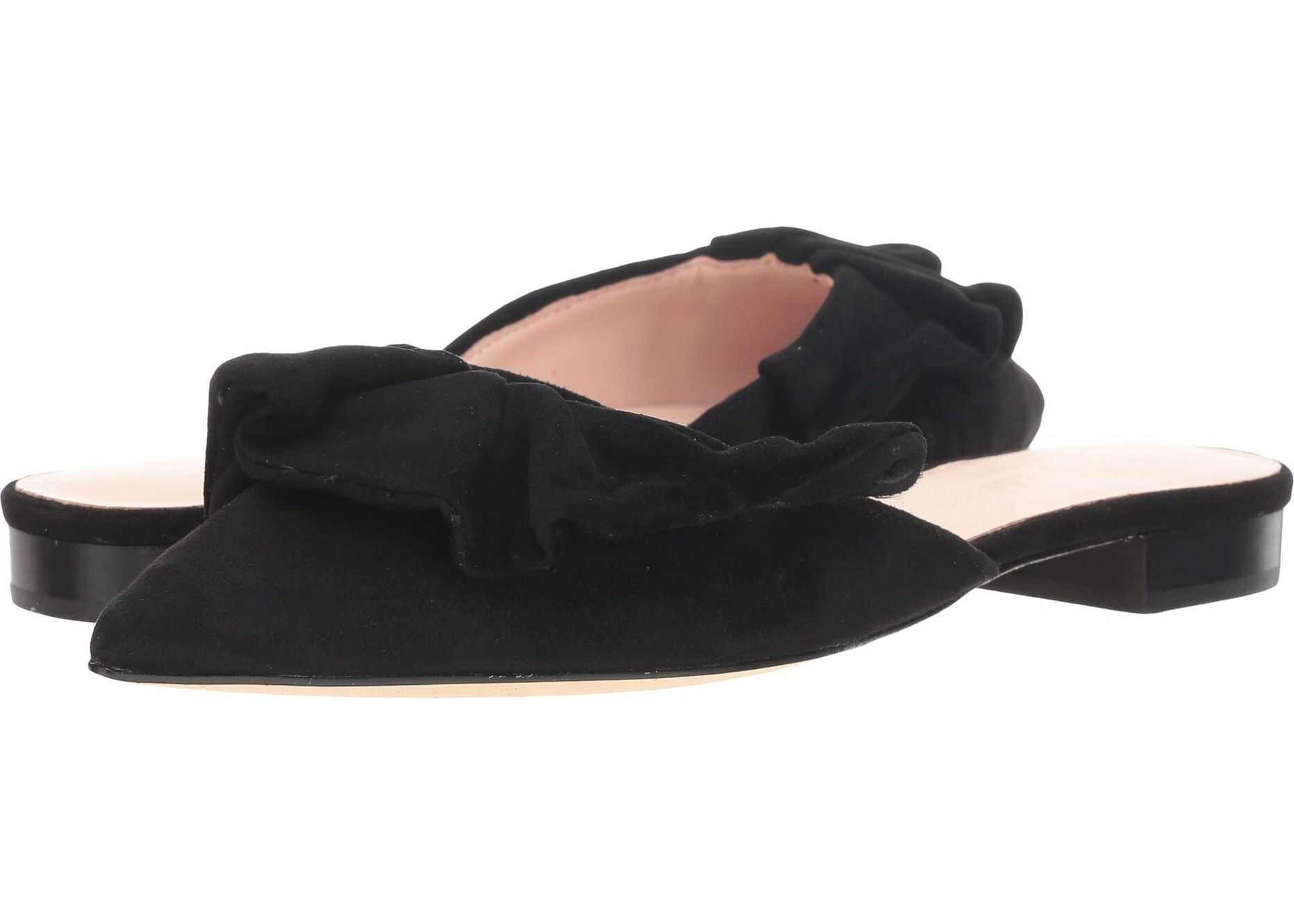 Kate Spade New York Fayrn Mule Black Suede