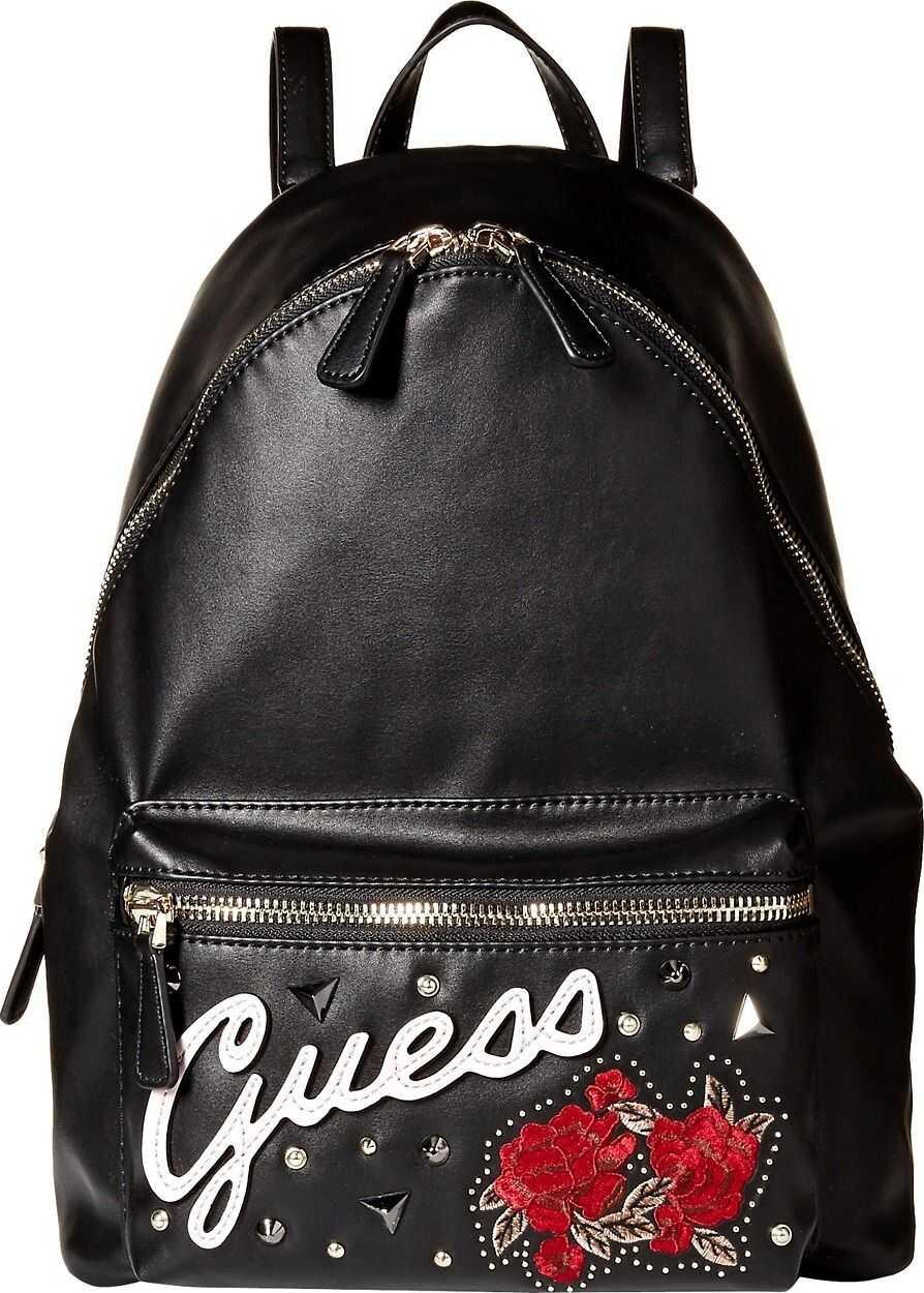GUESS Urban Sport Leeza Backpack Black/Multi