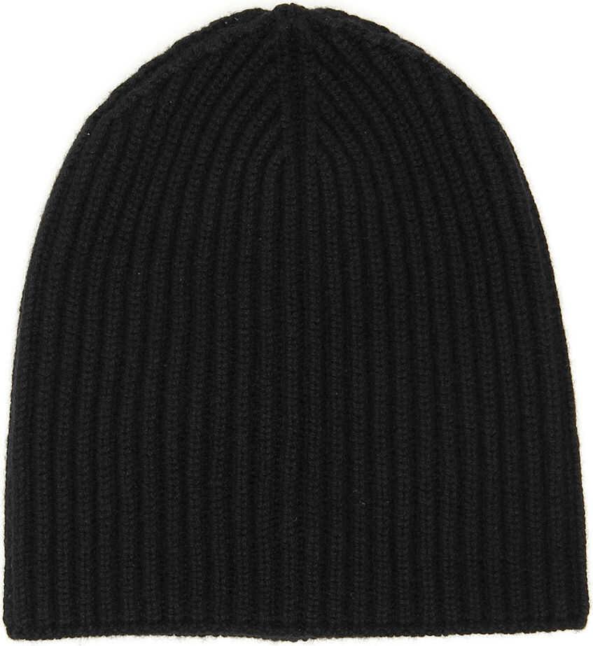 Dolce & Gabbana Knit Hat NERO