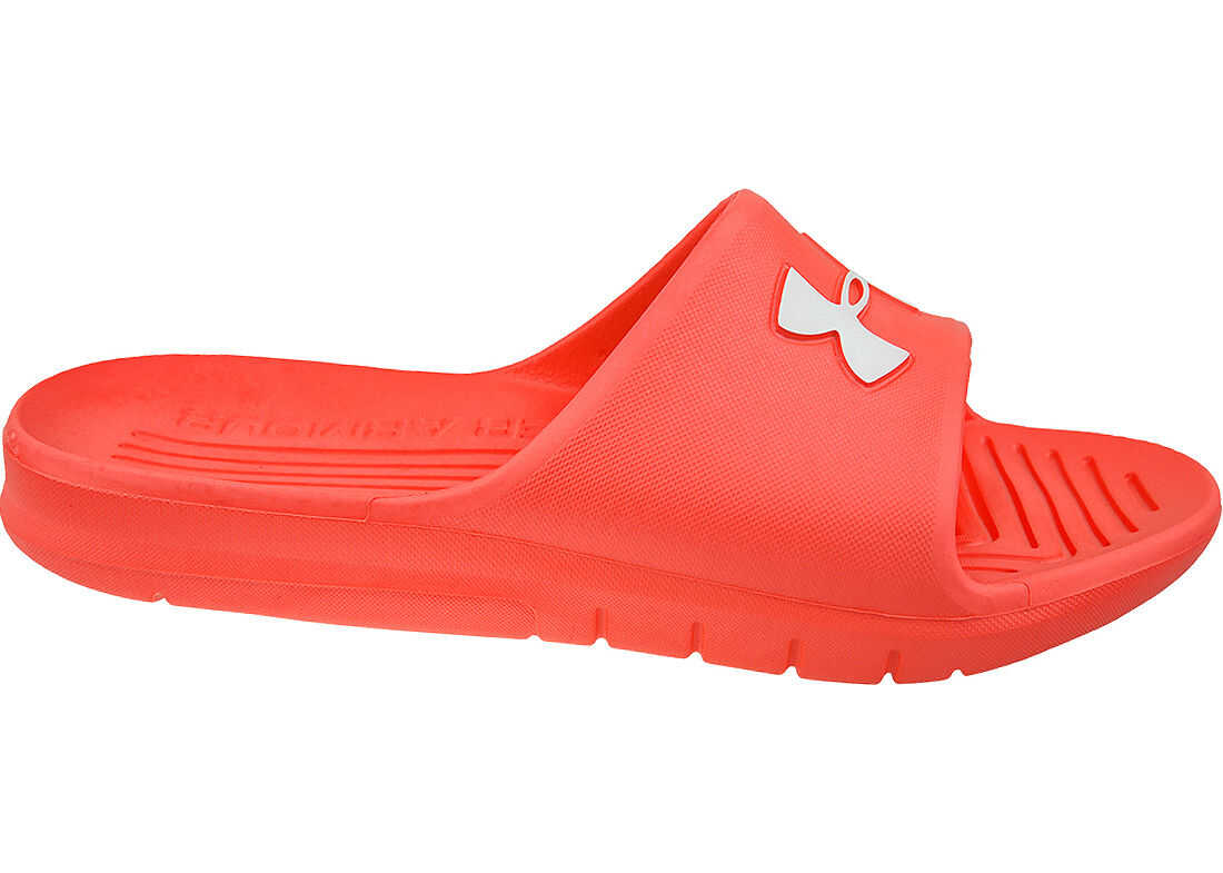 Under Armour Core PTH Slides* Red