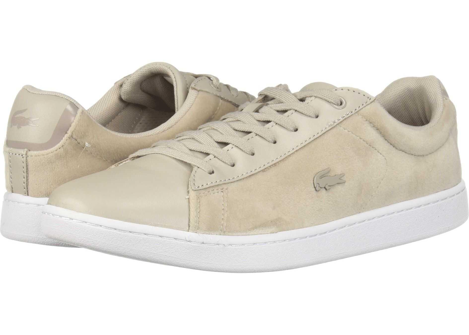 Lacoste Carnaby Evo 318 8 Grey/White