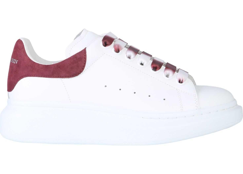 Alexander McQueen Oversize Sneakers WHITE
