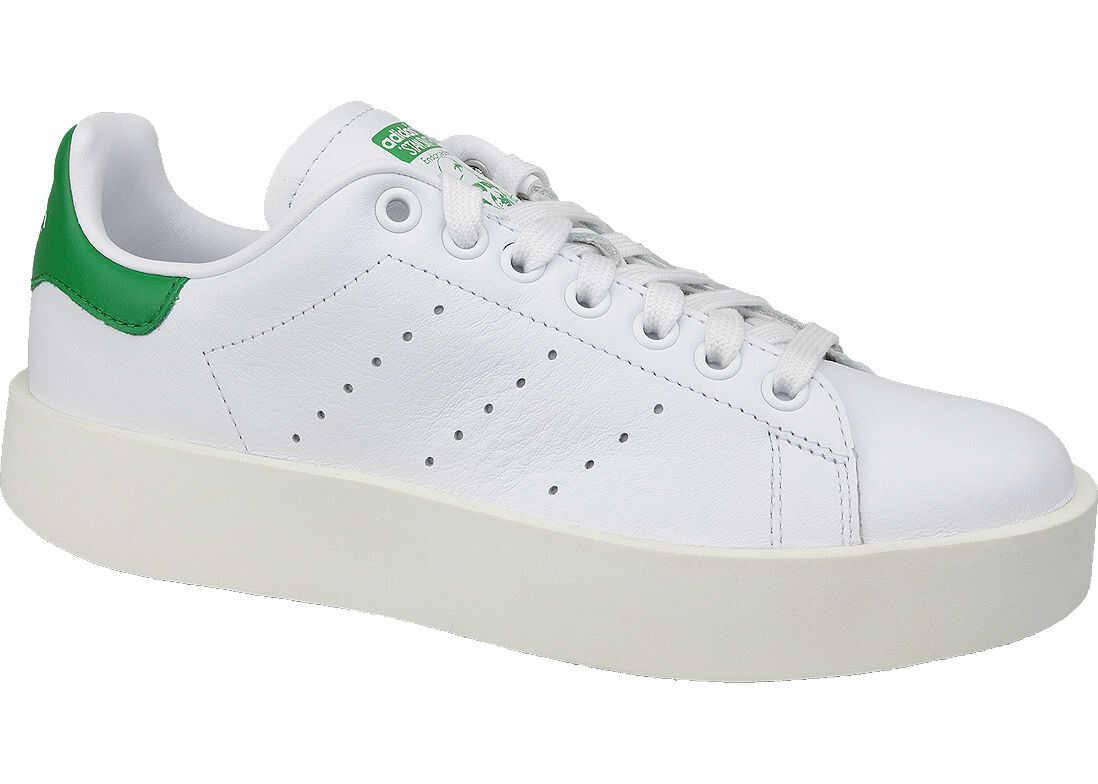 adidas Stan Smith Bold W White