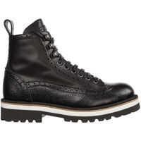 Cizme scurte Boots Leather Fete